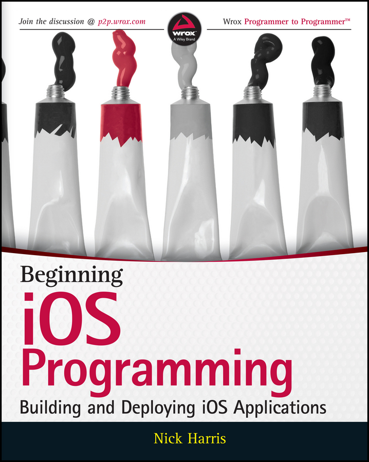 Beginning IOS Programming_ Building and Deploying IOS Applications 封面
