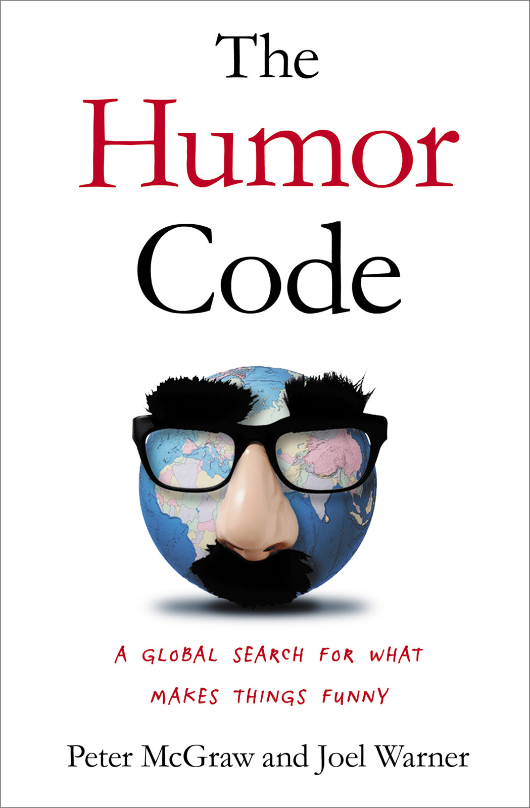 The Humor Code 封面