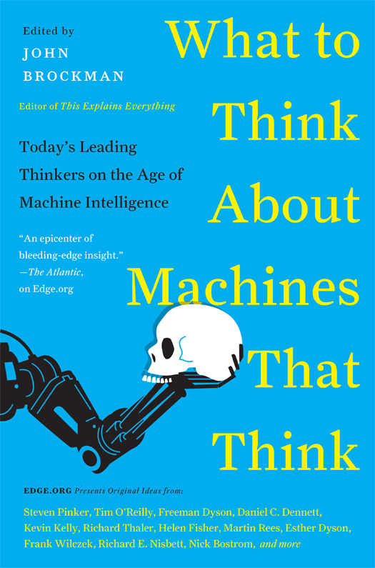 What to Think About Machines That Think 封面