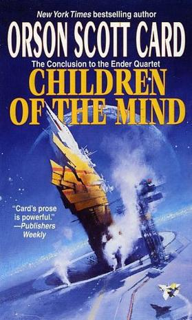 Children of the Mind 封面