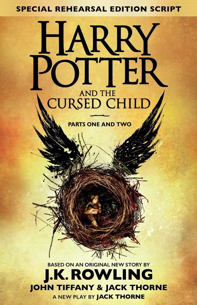 Harry Potter and the Cursed Child 封面